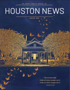 Houston News Cover Spring 2021
