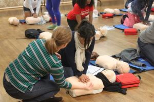 Free CPR Training Classes – The Junior League of Houston, Inc.