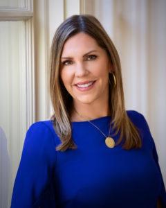 Jennifer Roberts 2021-2022 President