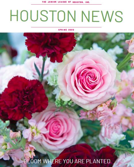 Houston News Cover
